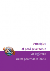 Principles of good governance